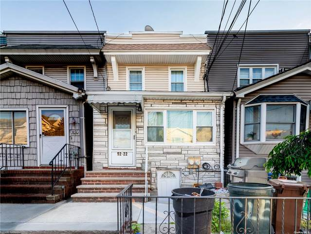 92-22 92nd Street, Woodhaven, NY 11421 (MLS #3335650) :: The Clement, Brooks & Safier Team