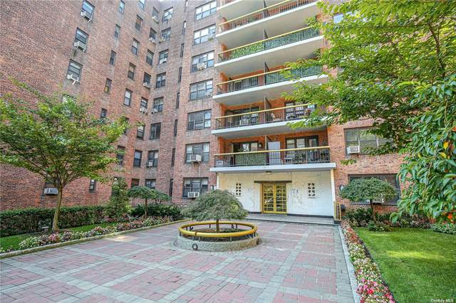 67-76 Booth Street 6J, Forest Hills, NY 11375 (MLS #3339058) :: Laurie Savino Realtor