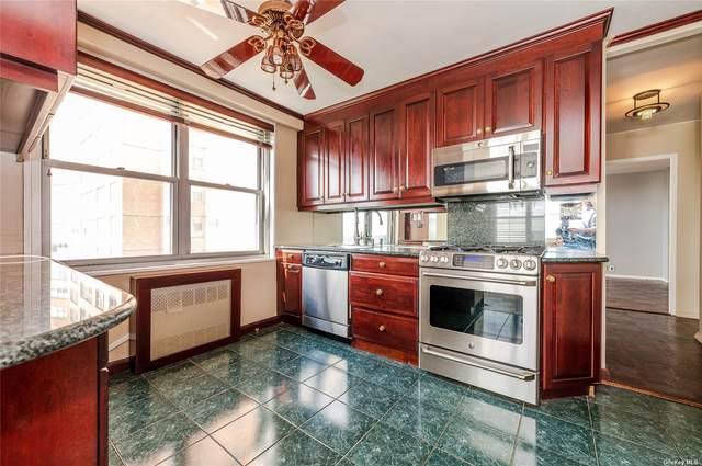 70-25 Yellowstone Boulevard 12J, Forest Hills, NY 11375 (MLS #3339151) :: Cronin & Company Real Estate