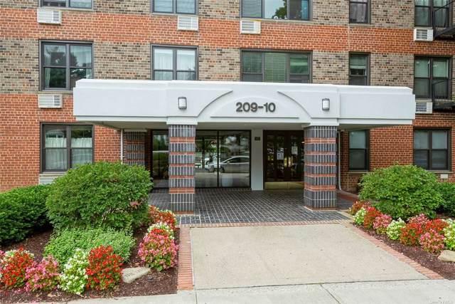209-10 41 Avenue 6C, Bayside, NY 11361 (MLS #3339611) :: Laurie Savino Realtor