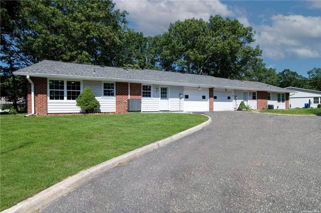 123 Exmore Drive B, Ridge, NY 11961 (MLS #3340605) :: Goldstar Premier Properties