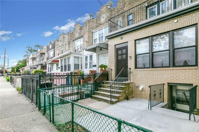 296 Eldert Lane, Cypress Hills, NY 11208 (MLS #3342407) :: McAteer & Will Estates | Keller Williams Real Estate