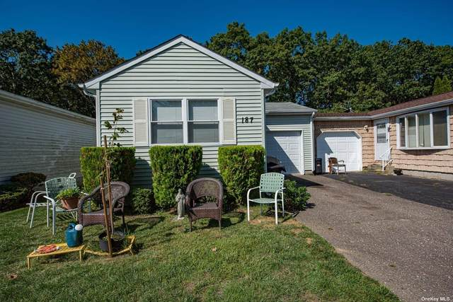 187 Village Circle #187, Manorville, NY 11949 (MLS #3343250) :: Goldstar Premier Properties