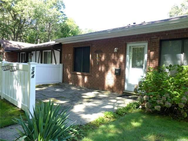 544 Blue Ridge Drive #544, Medford, NY 11763 (MLS #3343607) :: Team Pagano