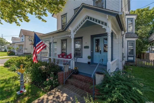 115 3rd Street, Greenport, NY 11944 (MLS #3343792) :: Kendall Group Real Estate | Keller Williams