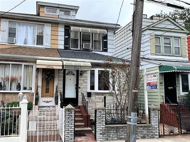 270 E 42nd Street, East Flatbush, NY 11203 (MLS #3343910) :: Mark Boyland Real Estate Team