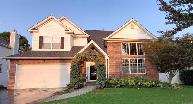 60 Blueberry Ridge Drive, Holtsville, NY 11742 (MLS #3345285) :: Team Pagano