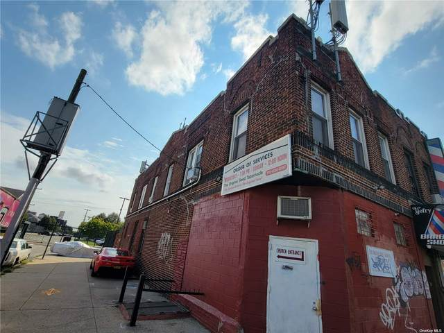 429 Ralph Ave, Crown Heights, NY 11233 (MLS #3345700) :: Cronin & Company Real Estate