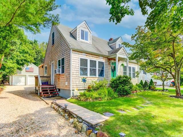 432 Fishel Ave Ext, Riverhead, NY 11901 (MLS #3345718) :: McAteer & Will Estates | Keller Williams Real Estate