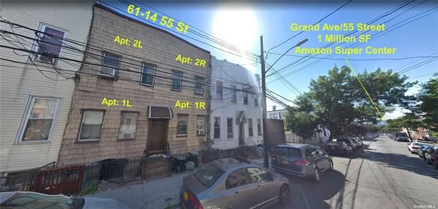 61-14 55th Street, Maspeth, NY 11378 (MLS #3346135) :: Team Pagano