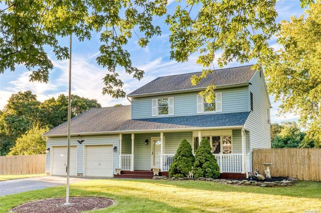 7 Hickory Lane, East Moriches, NY 11940 (MLS #3346740) :: Signature Premier Properties