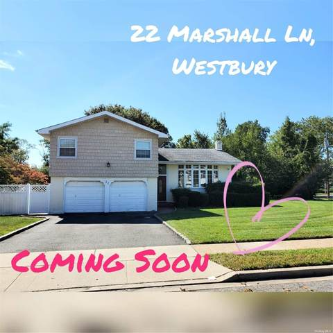 22 Marshall Lane, Westbury, NY 11590 (MLS #3348060) :: Team Pagano