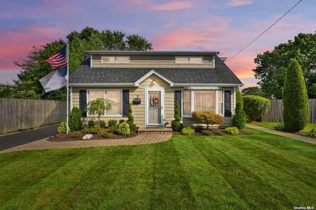 2 Park Court, E. Farmingdale, NY 11735 (MLS #3348365) :: Goldstar Premier Properties