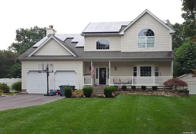 Lot  18 Bridgeport Avenue, E. Patchogue, NY 11772 (MLS #3348368) :: Goldstar Premier Properties