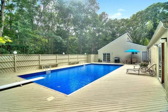55 Longwoods Lane, East Hampton, NY 11937 (MLS #3349113) :: Carollo Real Estate