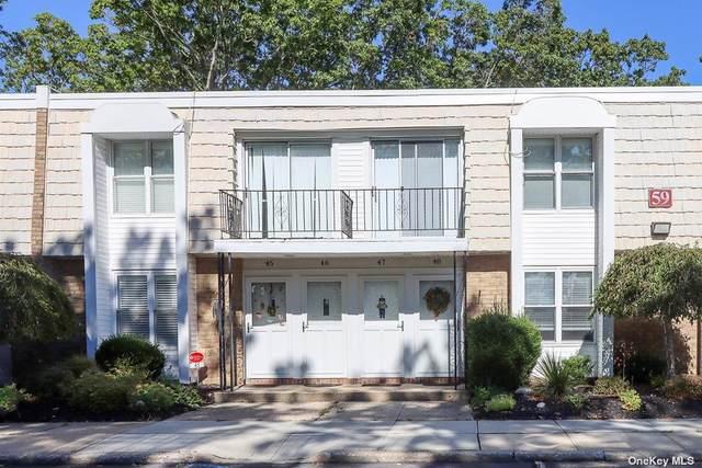 59 Rocky Pt-Yaphank Road #48, Rocky Point, NY 11778 (MLS #3350161) :: Cronin & Company Real Estate