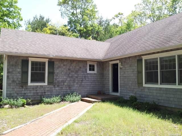 150 Underwood Drive, East Hampton, NY 11937 (MLS #3350640) :: Carollo Real Estate