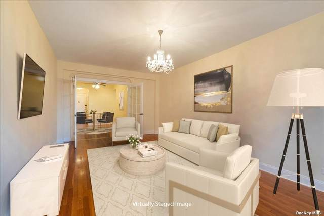 67-87 Booth Street 3H, Forest Hills, NY 11375 (MLS #3351807) :: Cronin & Company Real Estate