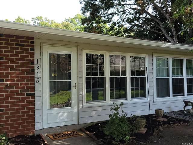 131 Eastbourne 131E, Ridge, NY 11961 (MLS #3352466) :: Cronin & Company Real Estate