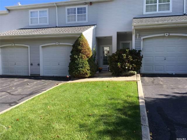 193 Windward Drive #193, Port Jefferson, NY 11777 (MLS #3352718) :: Cronin & Company Real Estate