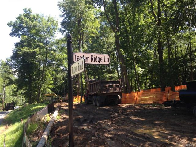 Lot 1 Taxter Ridge Lane, Irvington, NY 10533 (MLS #H4626171) :: Signature Premier Properties