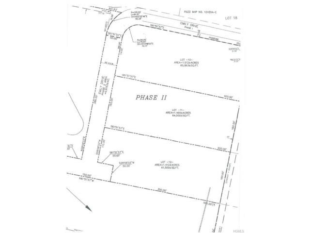 27 Emily (Lot 11) Drive, Wallkill, NY 12589 (MLS #4630980) :: Mark Boyland Real Estate Team