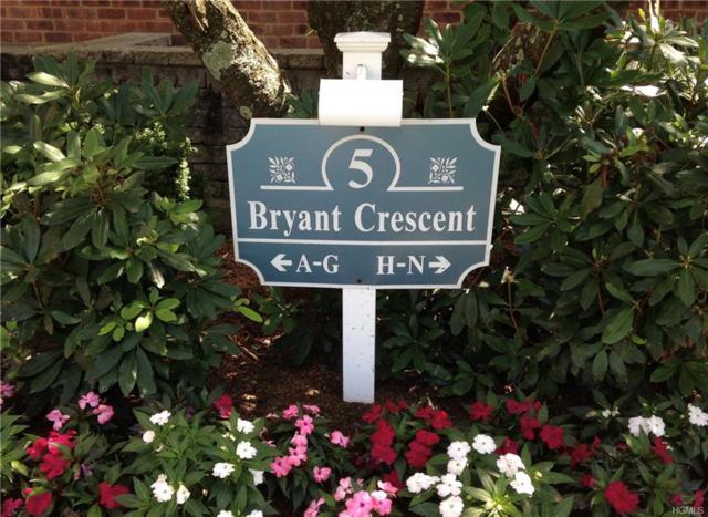 5 Bryant Crescent 1K, White Plains, NY 10605 (MLS #4735745) :: Mark Boyland Real Estate Team