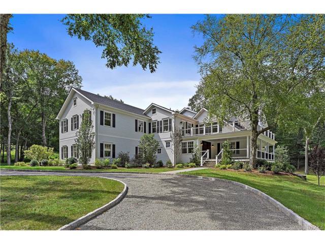 33 Saddle Ridge Road, Pound Ridge, NY 10576 (MLS #4738733) :: Mark Boyland Real Estate Team