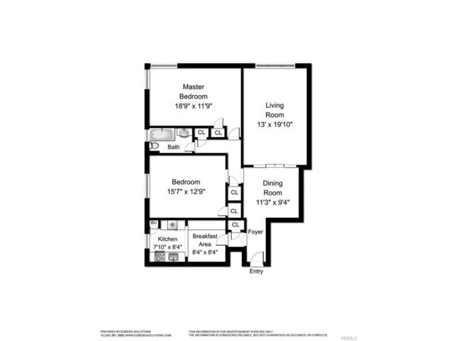 210 Martine Avenue 4L, White Plains, NY 10601 (MLS #4743954) :: Mark Boyland Real Estate Team