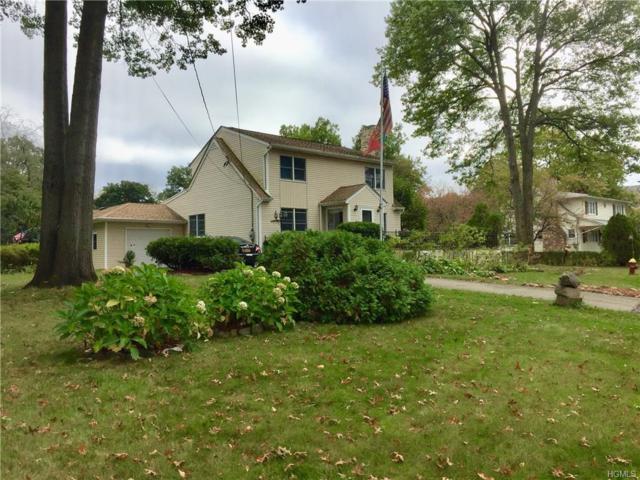 16 Hazen Street, Greenwood Lake, NY 10925 (MLS #4748412) :: William Raveis Baer & McIntosh