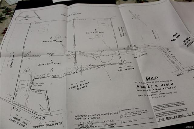 TBD Gavin Drive Lot 2, Kingston, NY 12401 (MLS #4801656) :: Mark Boyland Real Estate Team