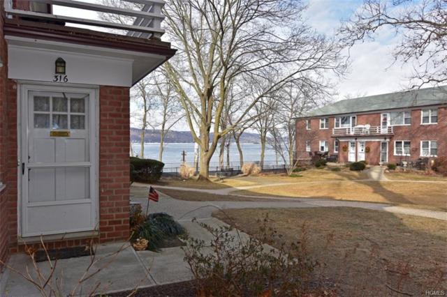 316 S Buckhout Street #316, Irvington, NY 10533 (MLS #4804013) :: Mark Boyland Real Estate Team