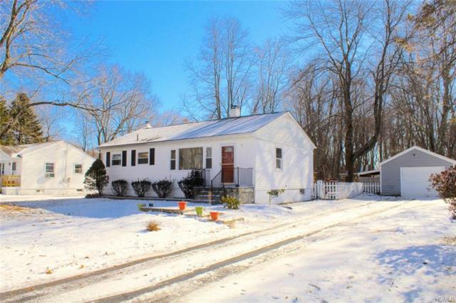 28 Bahret Avenue, Poughkeepsie, NY 12601 (MLS #4804912) :: Michael Edmond Team at Keller Williams NY Realty