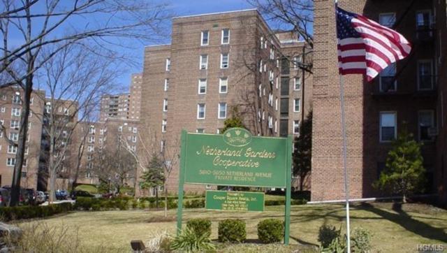 5614 Netherland Avenue 4F, Bronx, NY 10471 (MLS #4805634) :: Mark Boyland Real Estate Team