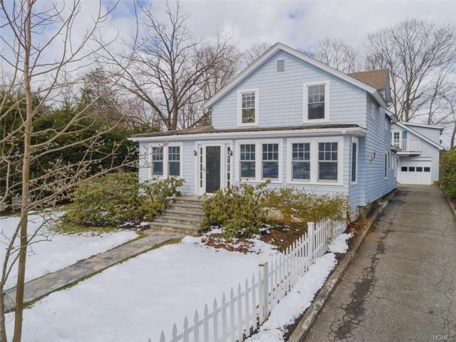 20 Robinson Avenue, Bedford Hills, NY 10507 (MLS #4807410) :: Michael Edmond Team at Keller Williams NY Realty