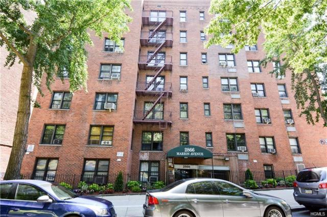 2866 Marion Avenue 6J, Bronx, NY 10458 (MLS #4808948) :: Mark Boyland Real Estate Team