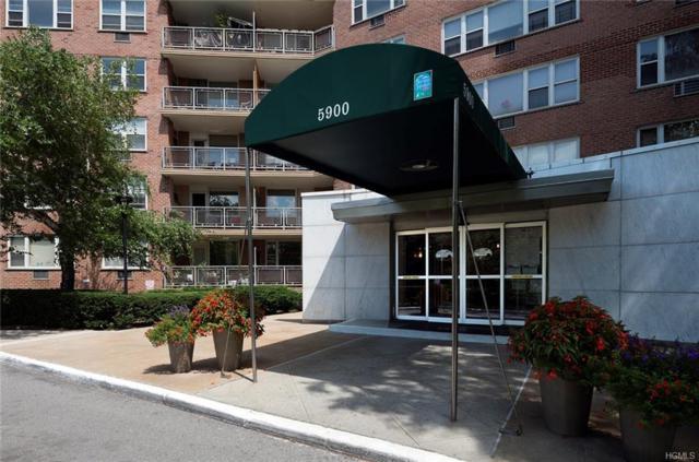 5900 Arlington Avenue 10M, Bronx, NY 10471 (MLS #4810714) :: Mark Boyland Real Estate Team