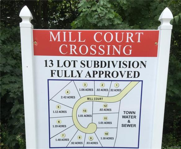 Mill Court, Cortlandt Manor, NY 10567 (MLS #4816362) :: William Raveis Legends Realty Group