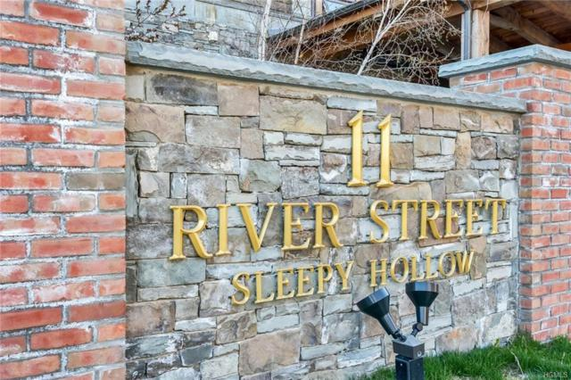 11 River Street #115, Sleepy Hollow, NY 10591 (MLS #4817628) :: William Raveis Baer & McIntosh