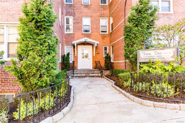 107 Glen Road 5D, Yonkers, NY 10704 (MLS #4818241) :: William Raveis Legends Realty Group