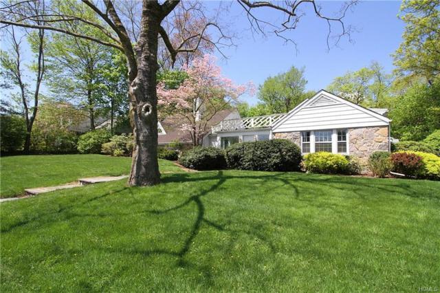 41 Wildwood Road, Scarsdale, NY 10583 (MLS #4819887) :: Stevens Realty Group