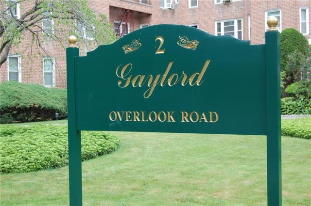2 Overlook Road 2D2, White Plains, NY 10605 (MLS #4826967) :: Mark Boyland Real Estate Team