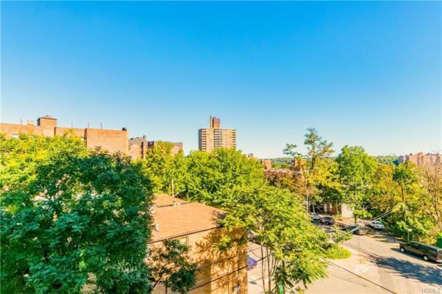 3585 Greystone Avenue E5d, Bronx, NY 10463 (MLS #4836117) :: William Raveis Legends Realty Group