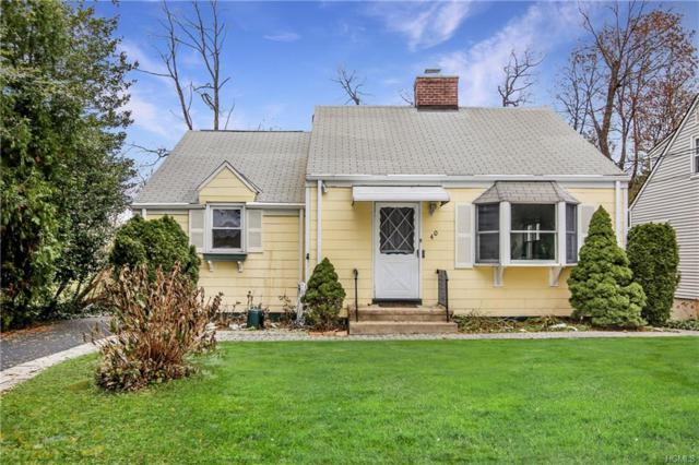 40 Cummings Avenue, White Plains, NY 10604 (MLS #4840201) :: Mark Boyland Real Estate Team