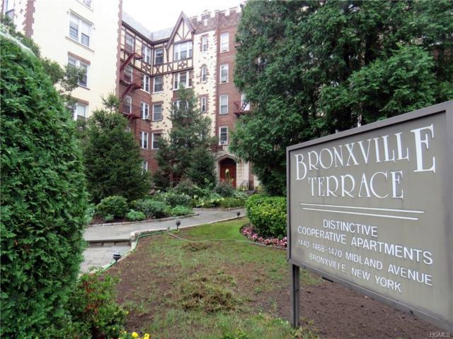 1468 Midland Avenue 2E, Bronxville, NY 10708 (MLS #4840704) :: Mark Boyland Real Estate Team