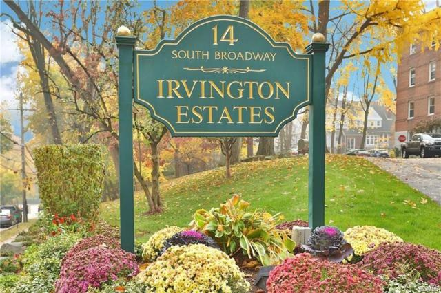 14 S Broadway 2-2A, Irvington, NY 10533 (MLS #4850861) :: William Raveis Legends Realty Group