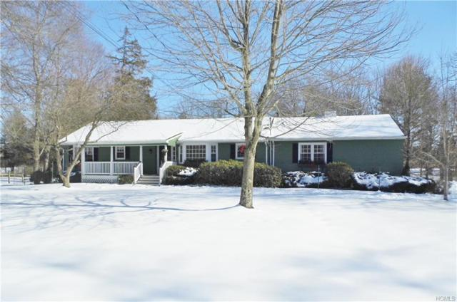 301 Mill Road, Rhinebeck, NY 12572 (MLS #4852760) :: Stevens Realty Group