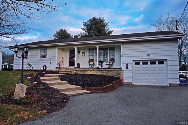36 Red Mills Road, Pine Bush, NY 12566 (MLS #4853854) :: The McGovern Caplicki Team