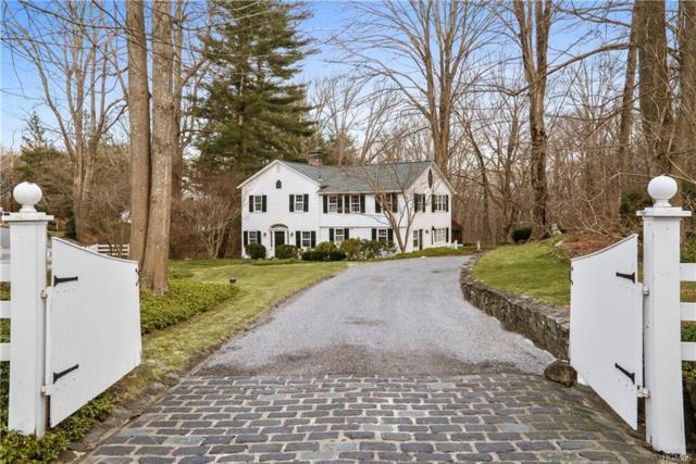 9 Salem Road, Pound Ridge, NY 10576 (MLS #4908146) :: Shares of New York
