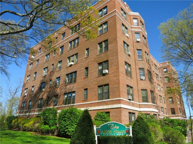 11 Alden Road 5A, Larchmont, NY 10538 (MLS #4913893) :: William Raveis Baer & McIntosh